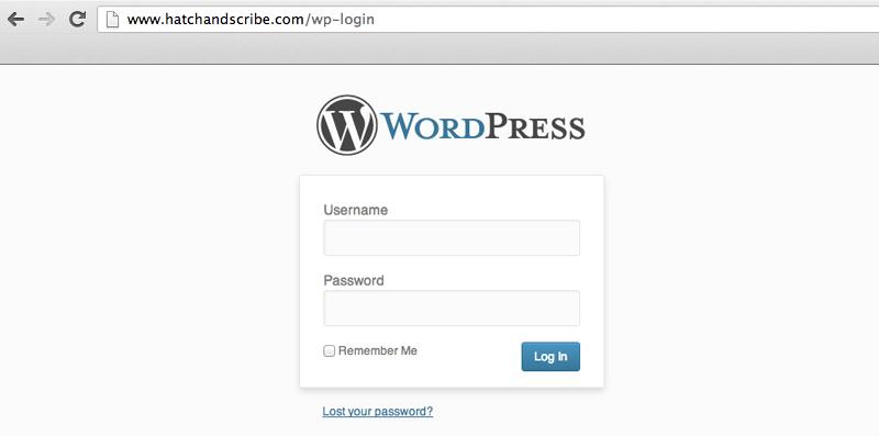 Using WordPress Tutorial