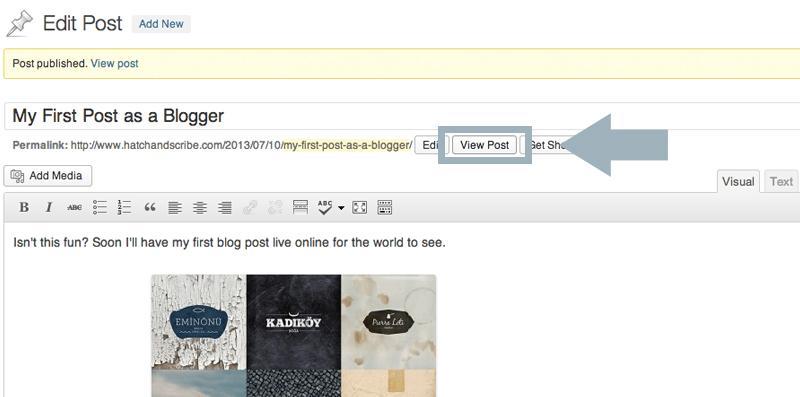 Wordpress Publishing Tips