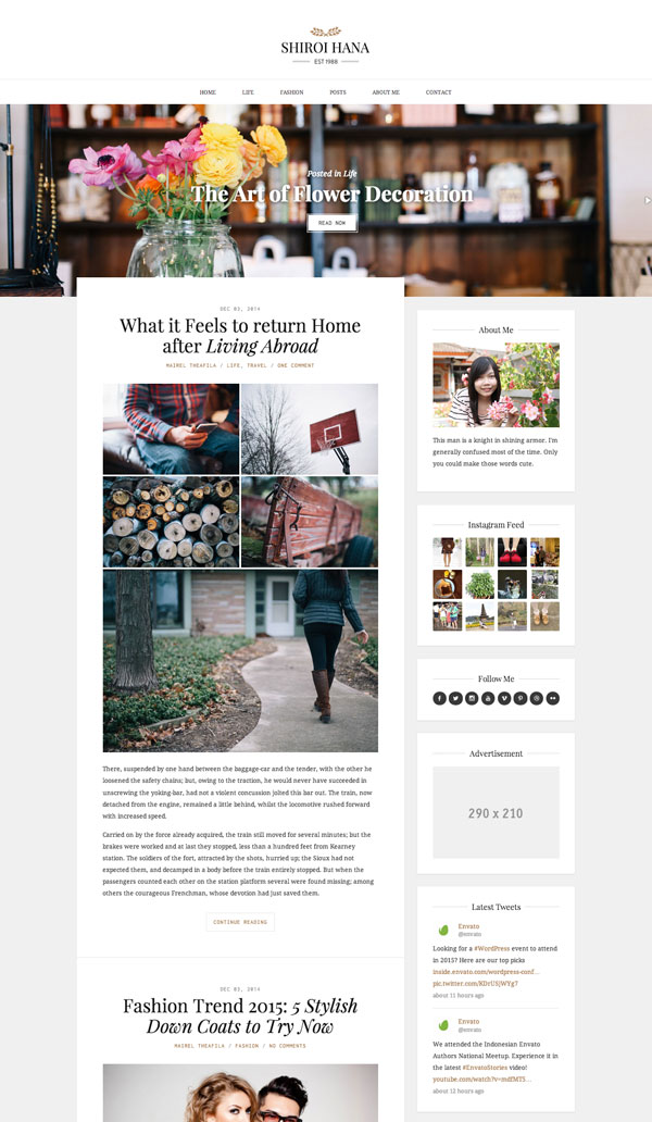 The 9 Tools for Starting a Travel Blog: #6 WordPress Travel Theme