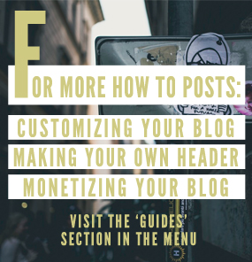 Beginner Blogging Guides